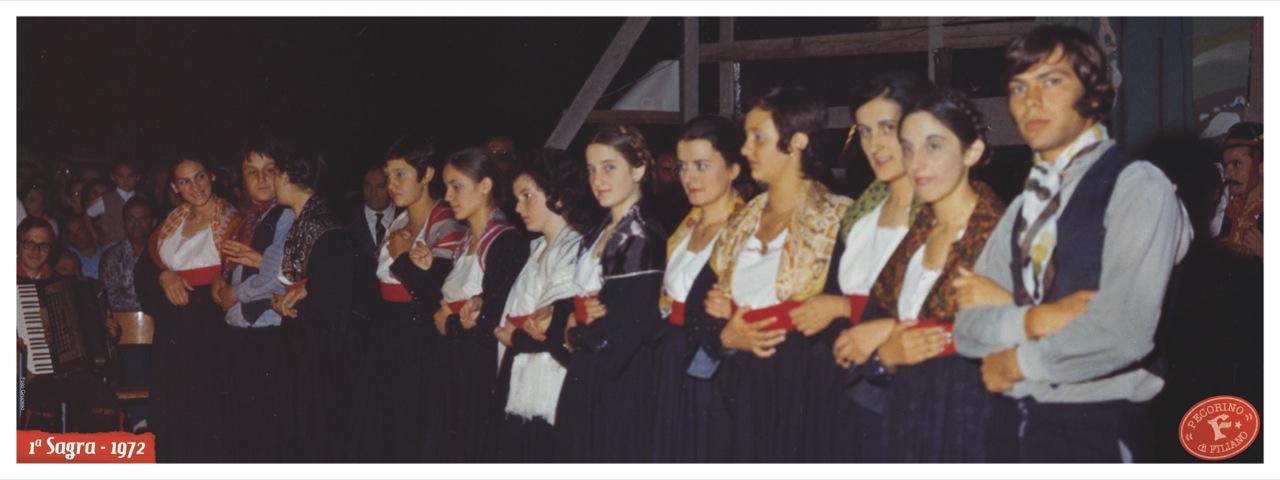 Prima Sagra, 1972