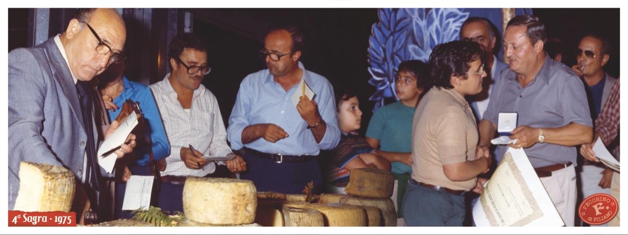 Quarta Sagra, 1975