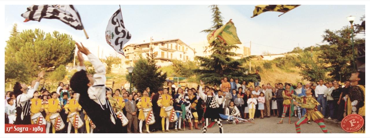 Diciassettesima Sagra, 1989