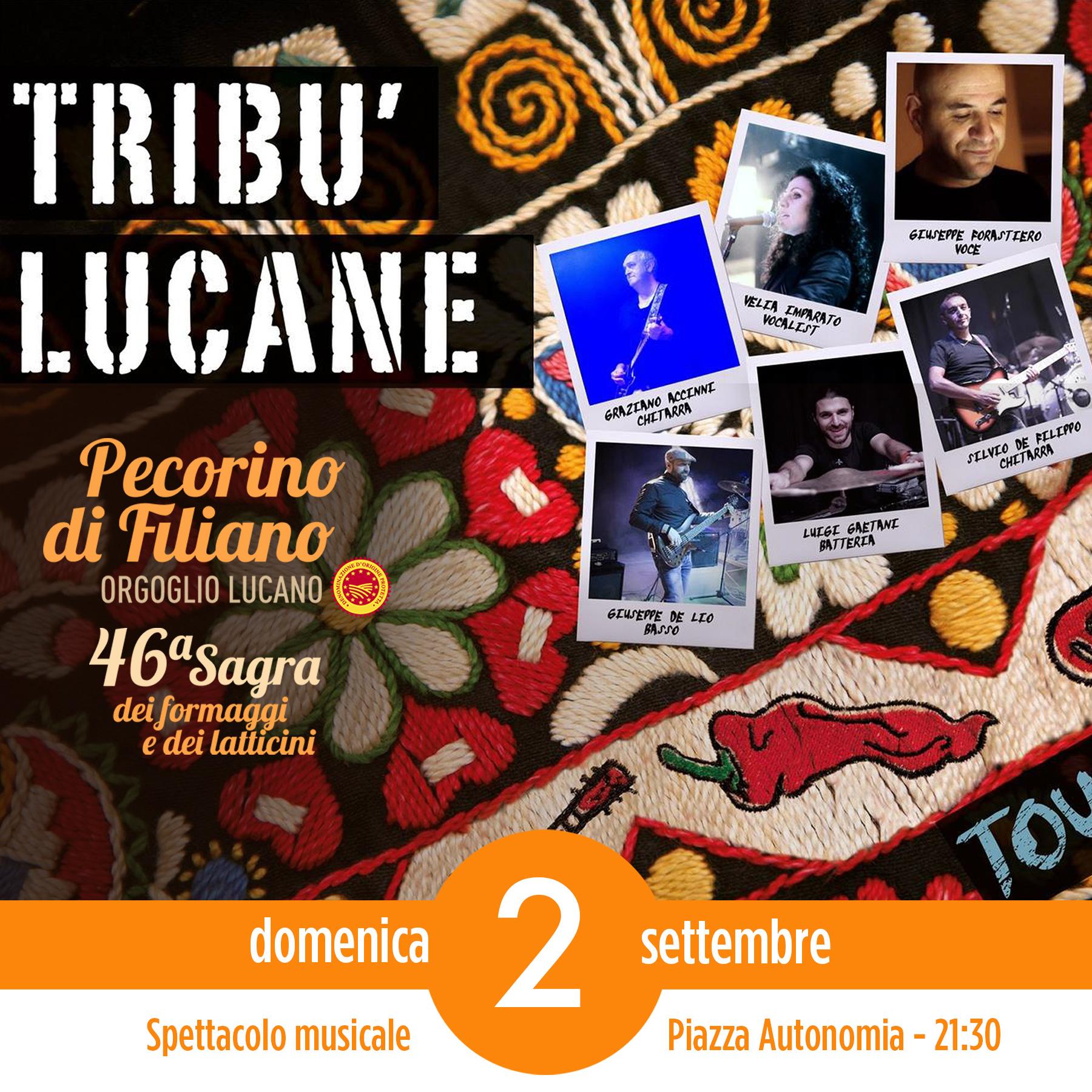 Tribù Lucane