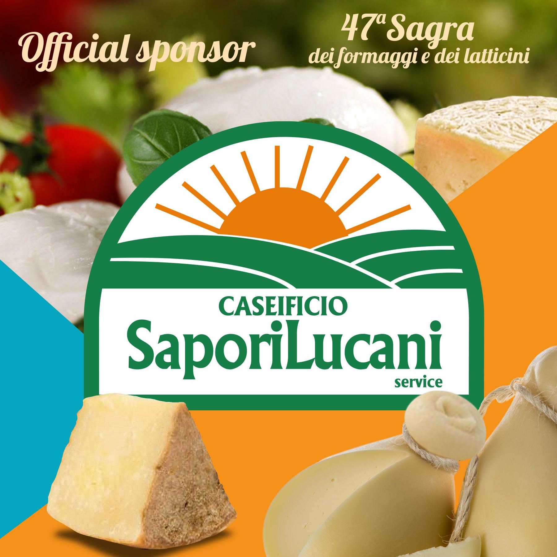 Caseificio Sapori Lucani, sponsor 2019